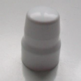 White Replacement Radiator Valve Cap - 54000006
